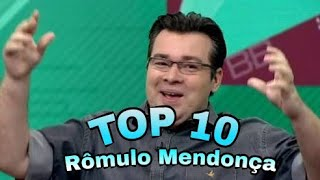As melhores narrações do Rômulo Mendonça - TOP 10 - NBA Finals Brasil