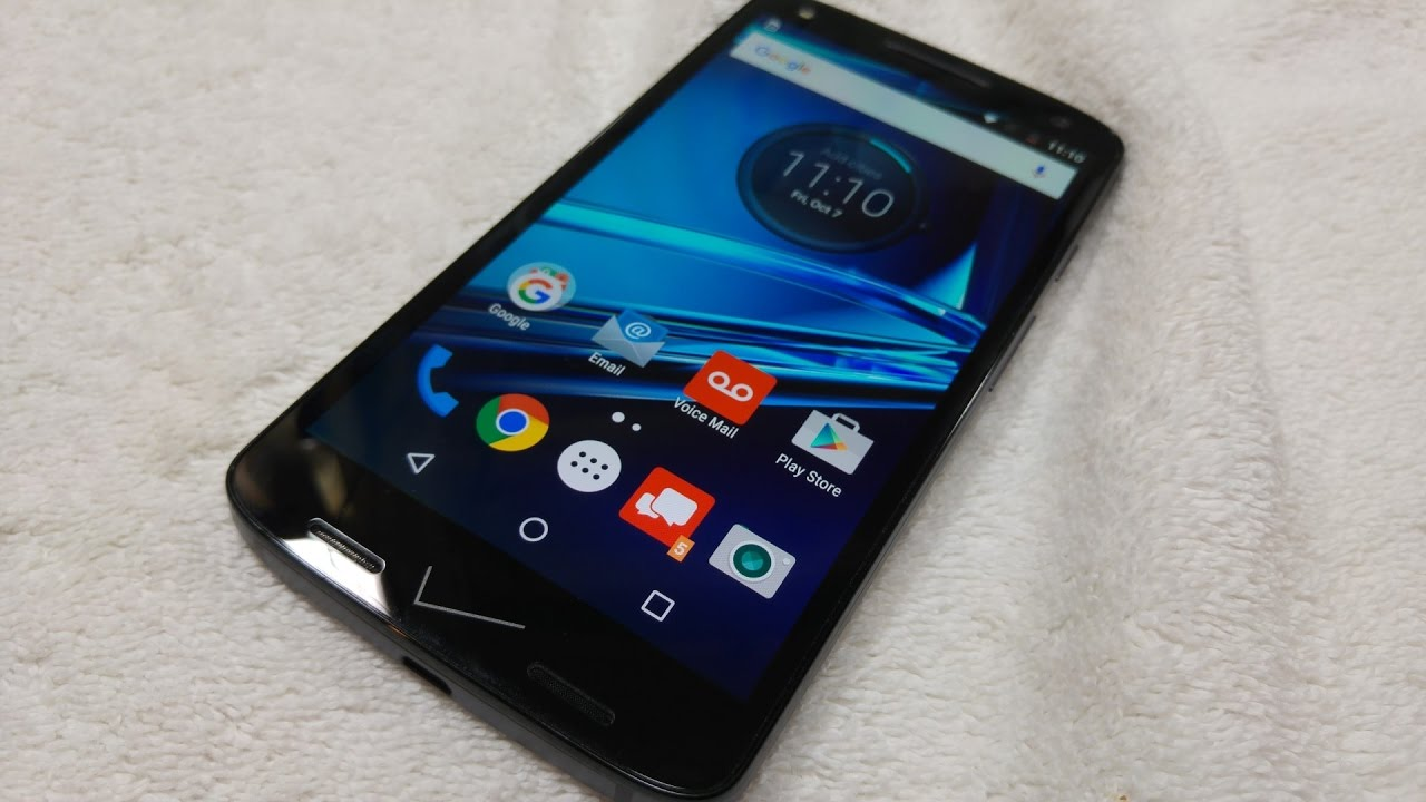 Motorola Droid TURBO 2 Fix issues with Freezing Lagging not responding or  running hot X Force