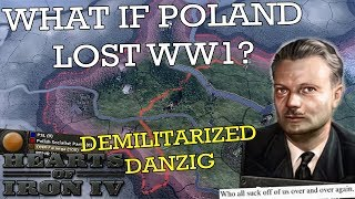 Hearts of Iron IV: What if Poland Lost WW1?