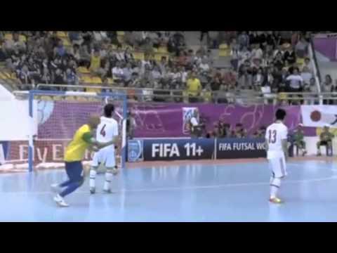 FIFA Futsal World Cup 2012 | Brazil 4 - 1 Japan