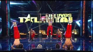 Lietuvos Talentai 2014 m. 2 serija | Project Mayhem