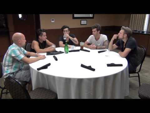 Andre Styles' exclusive interview with American Authors