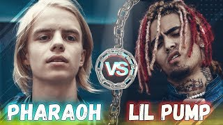 PHARAOH vs LIL PUMP / КТО КРУЧЕ?