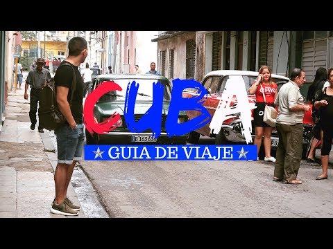 Guía Completa Para Viajar A Cuba: Consejos No Contados (Cuba 2019)