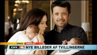 First Official Photos of Royal Little Twins (Feb. 2011) Thumbnail