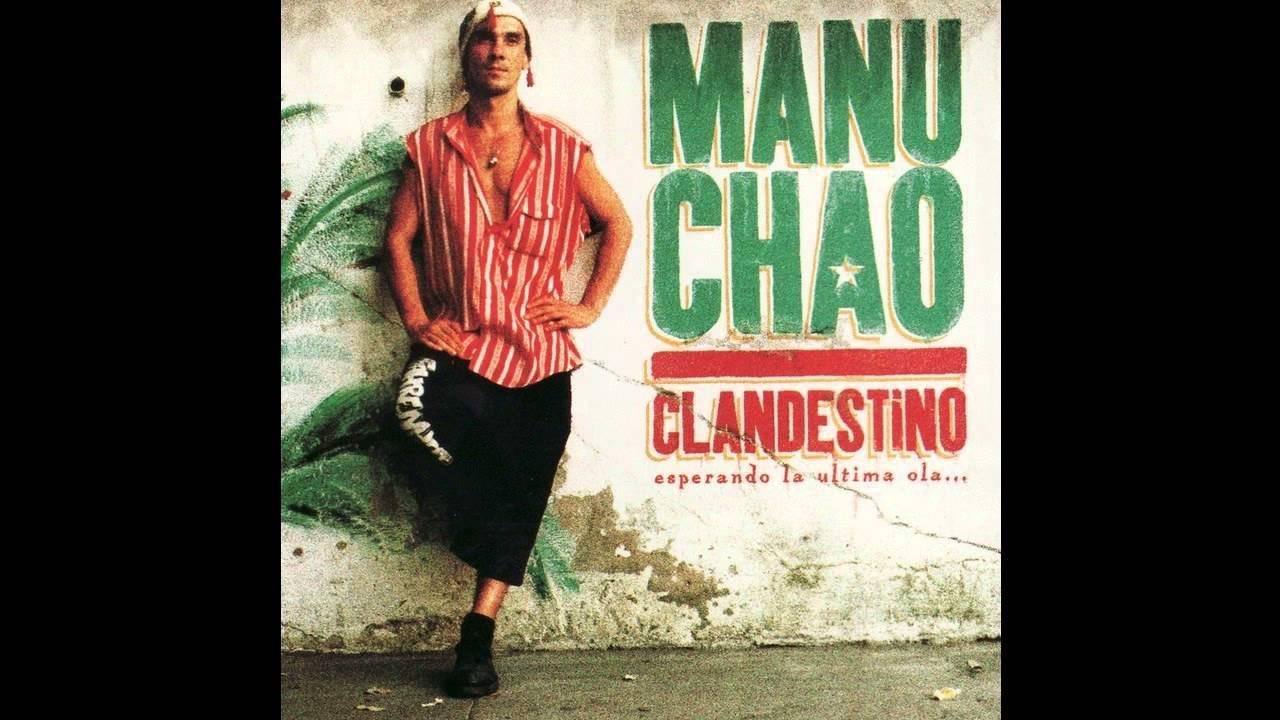 (432Hz) Manu Chao - Malegria - 12 - Clandestino ...