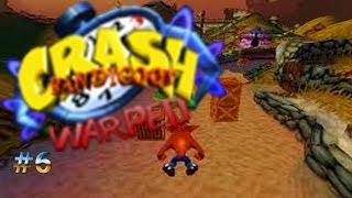 Cuidado con el hechicero/Crash Bandicoot: Warped #6