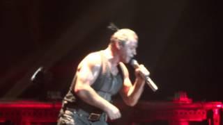 Rammstein Sehnsucht Live Montreal 2012 HD 1080P