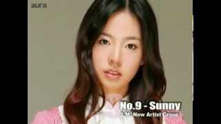 소녀시대 데뷔전 티저 영상(SNSD debut teaser video)