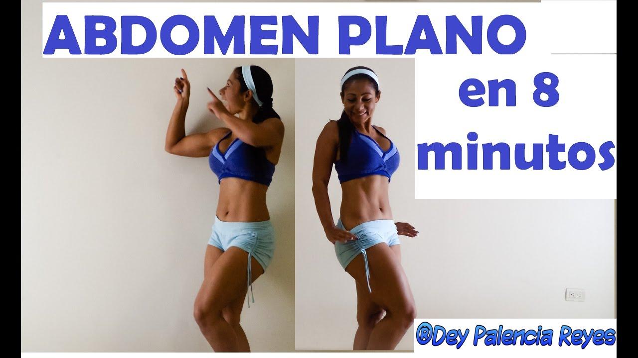 ejercicios en casa para abdomen plano