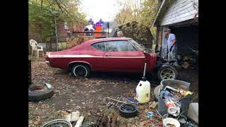Lost For 47 Years, 1969 Chevrolet Yenko Chevelle Comes Out Of Hiding & Is Headed For Restoration
