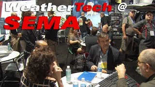 WeatherTech at SEMA - Motoring TV