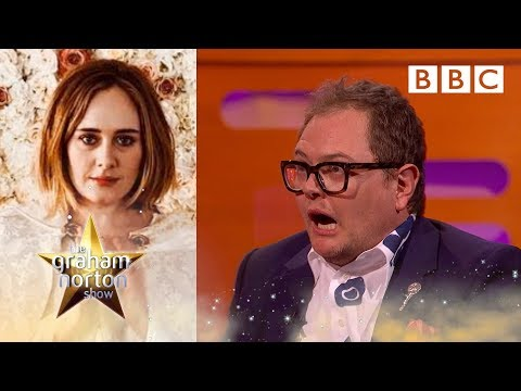 What happens when Adele throws you a wedding… and pays for it!! | The Graham Norton Show - BBC