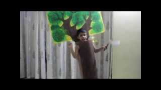 Tree Fancy Dress - Save Planet