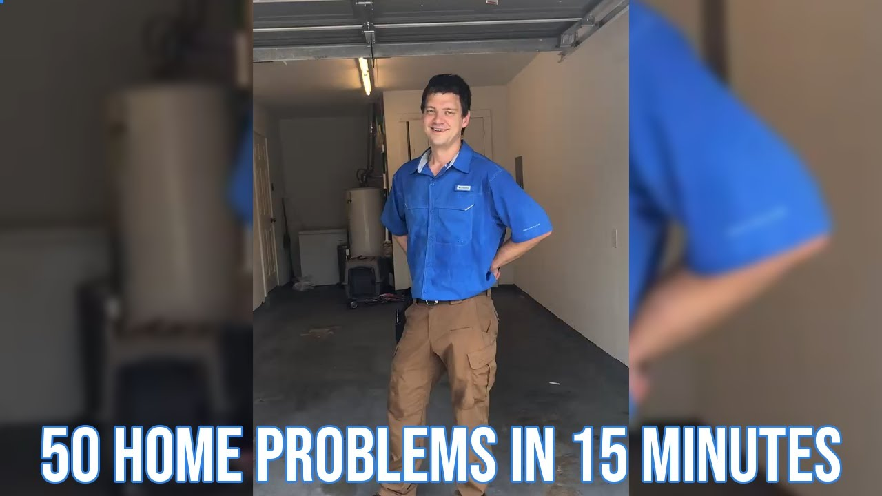 50 Home Problems in 15 Minutes
