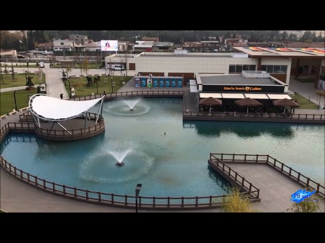 Aeratör Gölet Havalandırma Sistemleri - Avlu Balıkesir