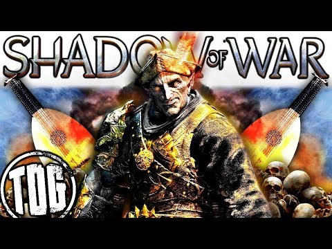 THE MUSICAL MENACE NEMESIS   Middle Earth: Shadow of War Gameplay