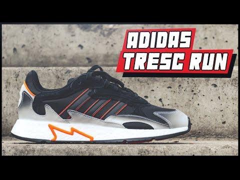 Adidas Tresc Run Boost - Первый взгляд