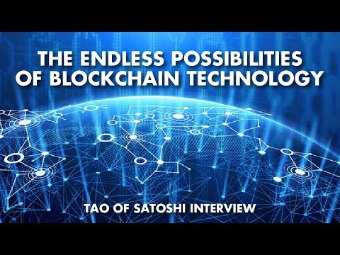 The Endless Possibilities of Blockchain Technology - Tao of Satoshi Interview