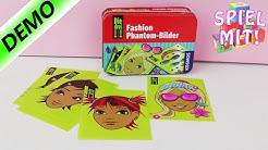 Drei !!! Fashion Phantom Bilder - Die drei Ausrufezeichen Spiel für kleine Detektivinnen