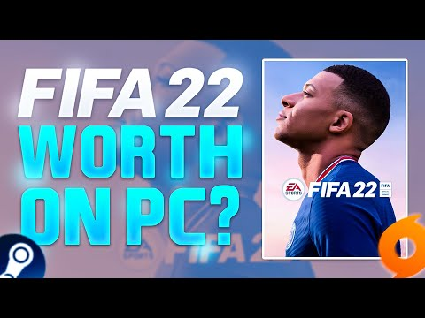 IS FIFA 22 ON PC REALLY WORTH IT? (FIFA 22 PC)
