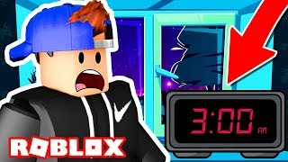 Roblox: Don't Be At This Hotel At 3:00 am! | During Midnight (Demo)