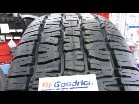 BF GOODRICH RADIAL T/A TIRE REVIEW (SHOULD I BUY THEM?)