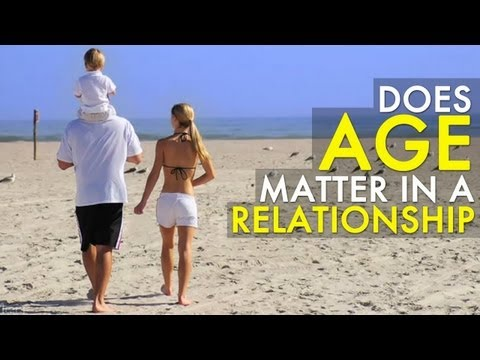 Age Gaps In Relationships