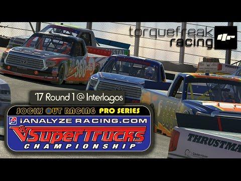 SOR 2017 Round 1 at Interlagos