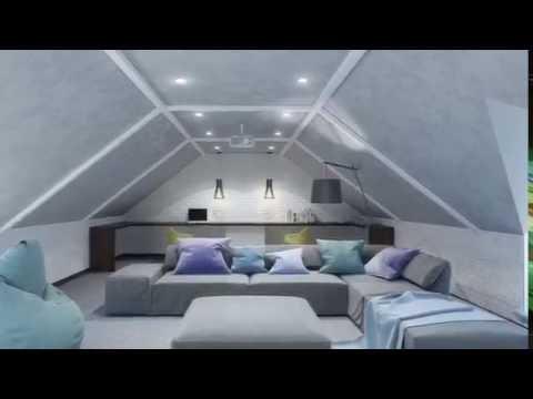 Дизайн-проект интерьера дома 240 кв.м в Самаре