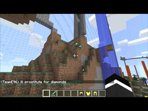 Minecraft: Race to Wool - Reddit Tournament! - Part 4