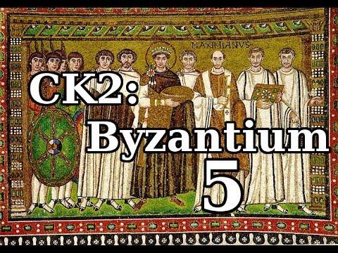 CK2: Byzantium - Episode 5 (Women's Lib)