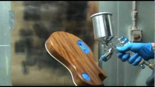 Luthier Tips du Jour - Spray Guns
