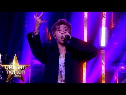 BTS - 'IDOL' (Live on The Graham Norton Show)