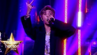 BTS - IDOL (Live on The Graham Norton Show)