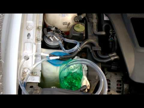 VW Golf mk4 1.9 Tdi 74kw ATD injectors cleaning