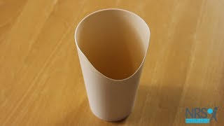 Nose Cut Out Cup Review
