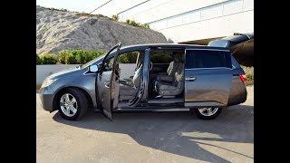 Falla En Honda Odyssey  No Cierra Ni Abre Puertas Corredizas / JMK