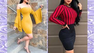 moda s VESTIDOS DE COCTEJUVENILES 2019