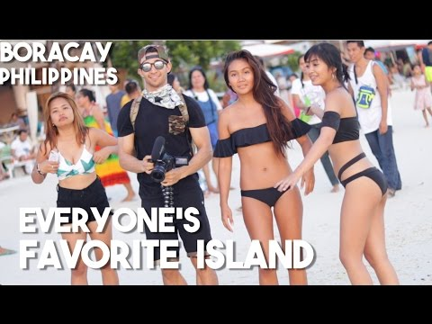 BEST PLACE for Foreigners in the Philippines (Boracay Island)