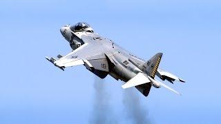 Download Video Harrier Jump Jet (AV-8B Harrier II) - Spectacular Action - 2014 Stuart Air Show MP3 3GP MP4