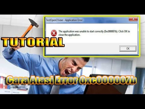 ✔ Cara Mengatasi Error 0xc0000005 di Windows 10 , 7 , 8.1.