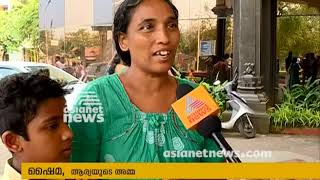 Asianet News impact | Kannur native Arya's treatment begins