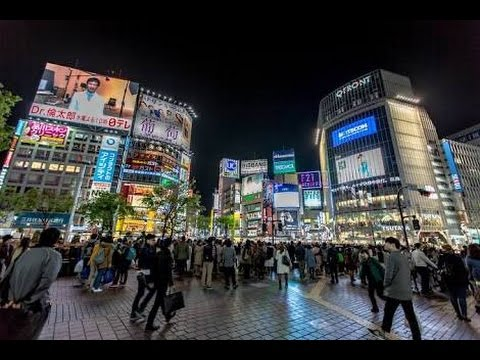 Travels in Japan (Part Two) [Shibuya]