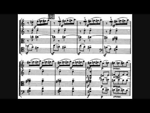 Béla Bartók - String Quartet No. 2