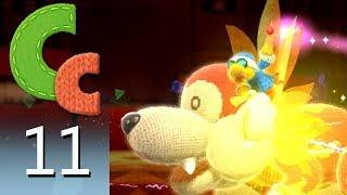 Yoshi's Woolly World – Episode 11: Bunson the Hot Dog's Castle