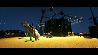 YSS Main Base Tour Official Server 188 - Ark Official PvP