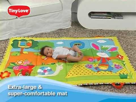 Tiny Love Discovery Playmat - Baby Mats
