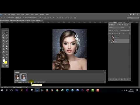 Photoshopta gif resmi yapma, temel photoshop dersleri