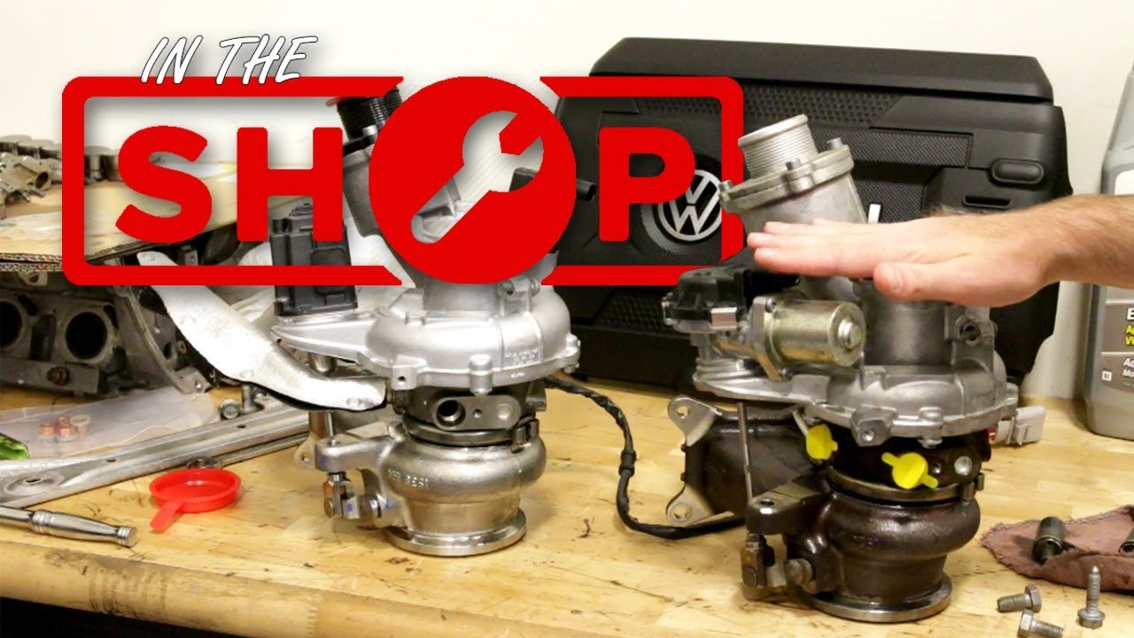 In the Shop Episode 2 | IS38 Turbo Upgrade on a MK7 GTI